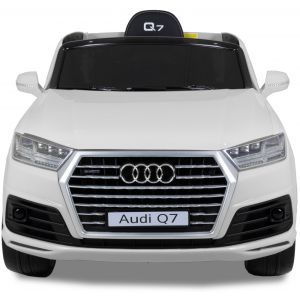 Audi Kinderauto Q7 weiß