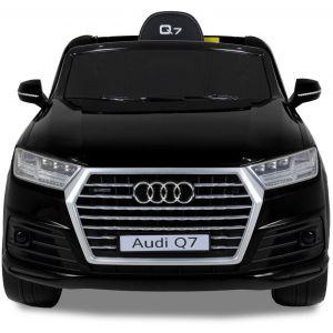 Audi Elektro Kinderauto Q7 schwarz