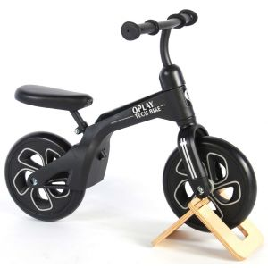 QPlay Tech Balance Bike schwarz