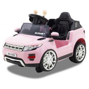 Kijana Elektro Kinderauto Evoque Style Rosa
