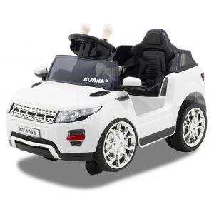 Kijana Evoque Style Elektro Kinderauto weiß