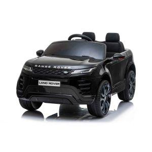 Range Rover Elektro Kinderauto Evoque schwarz
