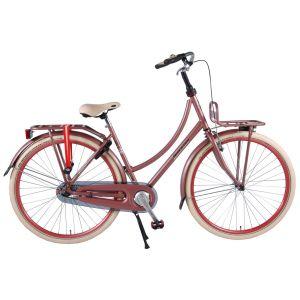 Salutoni Excellent Cityrad Damen 28 Zoll 50 Zentimeter Altrosa 95% zusammengebaut