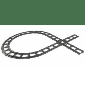 Peg Perego Bahngleis 11-teilig Santa Fe