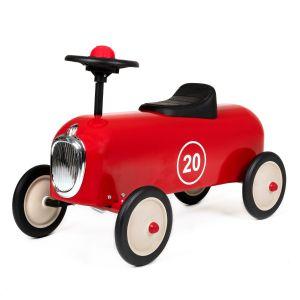 Baghera Aufsitzauto Racer rot