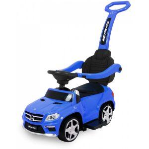Mercedes Rutschauto GL63 blau