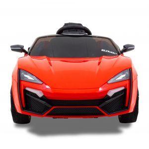 Kijana elektrisches Kinderauto Spider Red