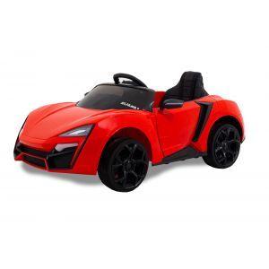 Kijana Elektro Kinderauto Spider Rot