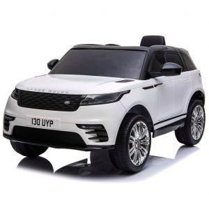 Land Rover Elektro Kinderauto Velar weiß