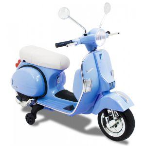 Vespa Elektro Kindermotorroller blau
