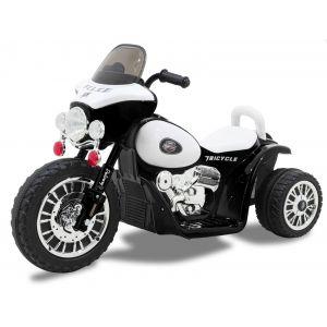 Kijana Elektro Kindermotorrad 'Wheely' schwarz