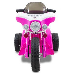 Kijana elektrisches Kindermotorrad 'Wheely' Rosa