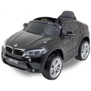 BMW Elektro Kinderauto X6 schwarz