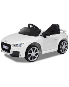 Audi TT Elektro Kinderauto RS weiß
