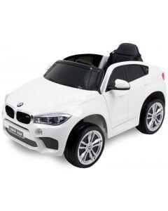BMW Elektro Kinderauto X6 weiß