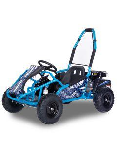 Kijana Outlaw Buggy 98cc 4-Takt Motor blau