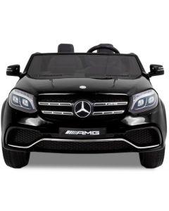 Mercedes Elektro Kinderauto GLS AMG schwarz