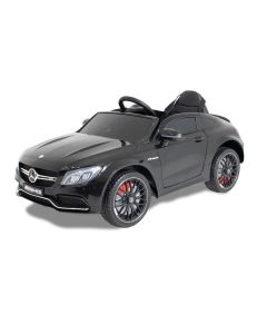 Mercedes Elektro Kinderauto C63 AMG schwarz