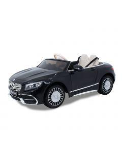 Mercedes Maybach Elektro Kinderauto S650 Cabrio schwarz