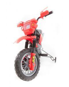 Kijana Elektro Kindermotorräd rot