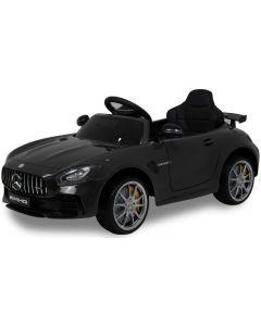 Mercedes Elektro Kinderauto GTR schwarz