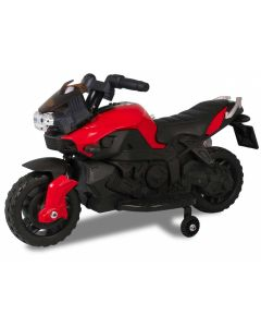 Kijana Elektro Kindermotorrad rot