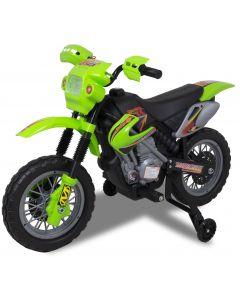 Kijana Elektro Dirtbike grün