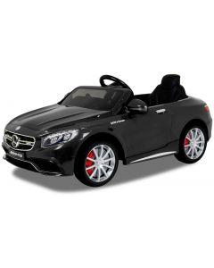 Mercedes Elektro Kinderauto S63 AMG schwarz